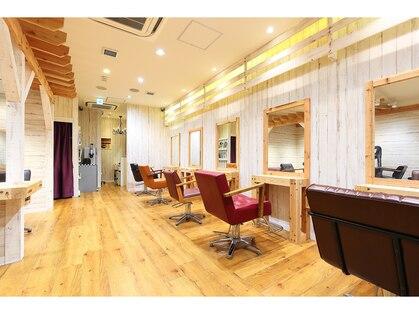 アリュールヘアー テラス 天王寺店(ALLURE hair terrace)の写真