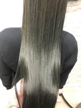 ローランド 黒髪店(Rowland)の写真/[NEW OPEN]熊本で大人気のトレンドサロン待望の新店舗OPEN♪1人1人のお悩みに合わせたヘアケアをご提供!