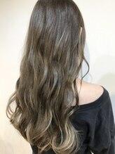 グッデイ ヘアー(GOOD DAY HAIR)【GOODDAYHAIR】《アッシュベージュ×3Dグラデーションカラー》