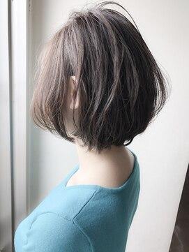 アグ ヘアー リル 志木店(Agu hair lilou)《Agu hair lilou》大人かわいい小顔ボブ ショート ひし形