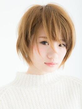 エファッセ 鴻巣2号店(efface)の写真/顔周りは重要なポイント☆実力のあるカット技術が魅力的!