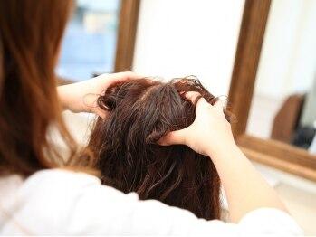 アブー(Aboo)の写真/【しっとりさせたい・ハリコシを呼び戻したい・エイジングケアをしたい】目的別メニューでなりたい髪へ♪