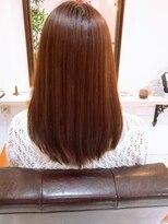 ルルカ ヘアサロン(LuLuca Hair Salon)LuLucaお客様☆スナップ ショコラブラウンカラー