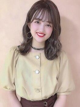 フォルテ ガーデン ヒルズ 静岡店(FORTE GARDEN HILLS)の写真/【静岡】スタッフの半数以上が女性だからリラックスして通える◎女性目線であなたの魅力を惹き出します♪