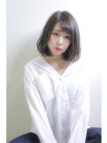 ノル(nol hair&spa)スタイリング簡単内巻ミディ