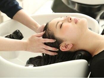 フーコー 朝日ヶ丘店(fuhcoh)の写真/〈小倉〉進化系ヘッドスパで頭皮の正常化『ヘッドキュア』あなたの美しさを引き出します♪髪質改善も◎
