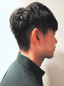 リバティー(LIBERTY)の写真/【当日予約OK◎】髪が伸びてもキマる、計算されたカットとデザインで、メンズからの人気も高い《LIBERTY》