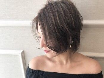 ジアン(GIEN)の写真/[京橋/女性専用サロン]真っ黒になり過ぎず気になる白髪を美しくカバー◎ファーストグレイもお任せ下さい!