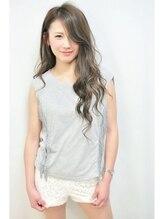 ロータスヘアーワークス(LOTUS hair works)外国人風☆大人アッシュベージュ♪