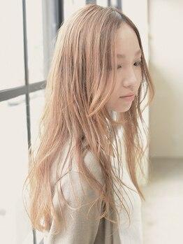 ヘアーデザイン キーピース(Hair design Key Piece)の写真/【東加古川駅徒歩5分】≪新規限定カット¥3240≫お手頃なのに高技術!得意な提案でイメチェンはおまかせ◎