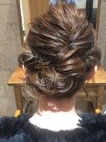 アイビーヘアー(IVY Hair)パーティーアレンジ