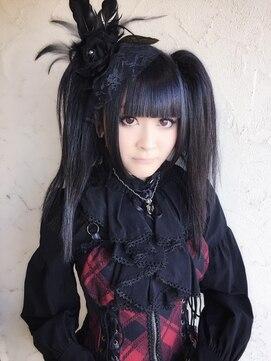 「ツインテール」の髪型の種類一覧と名前|ゆるふわ/姫系