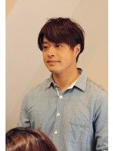 ヘアーズミンク ハグラザキ(Hairs mink Hagurazaki)吉田 賢治