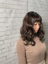 ヘアーアンドリフレ ドゥゼル(Hair&Refle Deux Alies)secret color swケア