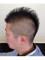 ヘアー サイ(Hair Sai)ソフトモヒカン