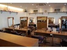 サロンズヘアー 岡山ドーム前店(SALONS HAIR)の雰囲気(気さくなスタッフが笑顔で対応致します!)