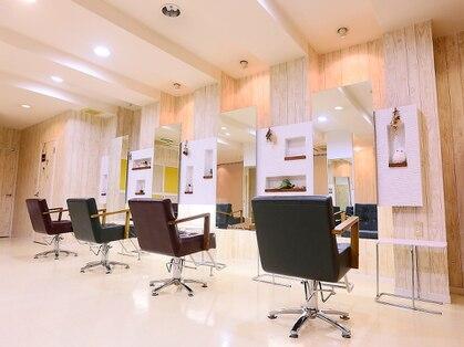 美容室レッシュ ひたちなか店の写真