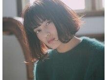 夢ヘア ビン(hair bim)の雰囲気(横からもモテ系のスタイルに☆【夢hair bim/池袋駅】)