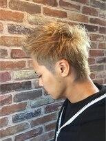 ヘアメイク オブジェ(hair make objet)ハイトーンカラー