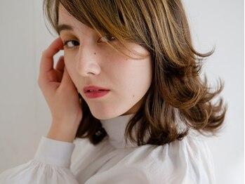 ラリュー(L'Allure)の写真/カット+頭皮リフレッシュホットクレンジングスパ¥6050が人気!紫外線や乾燥で傷んだ髪も理想のツヤ髪に…♪