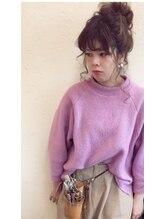 ヘアーメイク フィール ulu店(HAIR MAKE FEEL)仲村 千夏