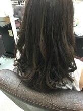 ヘアーサロングランデ 高円寺(hair salon Grande)ゆるふわグラデーションカット