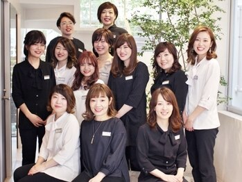 イチリン 市川店(ICHIRIN)の写真/【OPEN以来も大人気!】スタッフは女性のみ!女性ならではの視点で、あなたの美しさを今以上に輝かせます!