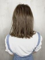 ソース ヘア アトリエ(Source hair atelier)【SOURCE】アッシュベージュ