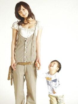 フルショウ 苦楽園店(FURUSHO)の写真/【キッズスペースあり☆】忙しいママさんに嬉しい店内と価格設定で通いやすさ抜群♪安心の高い技術力も◎
