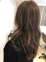 ヘアーサロン リアン 熊谷2号店(hair salon Rien)明るすぎず暗すぎない★ブラウンベージュ