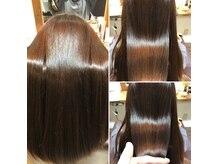 ヘアールーム モテナ(hair room motena)の雰囲気(TOKIO 特許技術インカラミ 毛髪復元率140%【髪質改善TR】)
