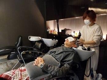 ゴット(Gotto)の写真/美容室Gottoのイチオシ!!贅沢で上質なヘッドスパタイムを☆