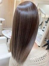 【ケアカラー×髪質改善トリートメント】傷ませず理想のカラーに仕上げるのが当店のウリ