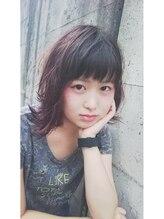 フィリア 台原店(Filea)【☆グラデーションカラー×パープルピンク☆】