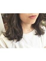 ヘアーアンドメイク ポッシュ 新宿店(HAIR&MAKE POSH)ナチェラルデザインカラー