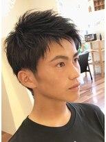 レガロヘア(REGALO -hair-)高校生メンズショート