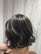 レナトゥス ヘアー オブ ネイル(Renatus Hair of Nail)外国人風3Dカラー