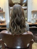 セブン ヘア ワークス(Seven Hair Works)「夏カラー」ハイライトたっぷりカラー