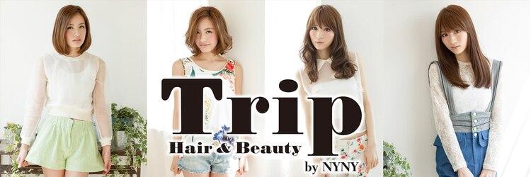 トリップバイ ニューヨークニューヨーク(Trip by NYNY)のサロンヘッダー