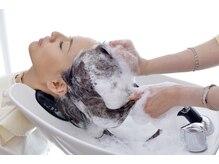 ラッシェル プレジール(Rushell plaisir)の雰囲気(頭皮と髪の毛が潤いまとまるヘッドスパが人気です。)