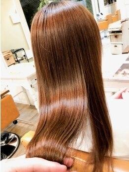 フレアクレム(FLEAR cre:me)の写真/テレビ、SNSで話題沸騰!![マイクロバブル☆カット+魔法のバブル!]バブルの力でうる艶美髪が長続き♪