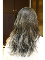 ローグヘアー 亀有店(Rogue HAIR)ホワイトアッシュグラデーション
