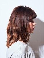 ジュール 銀座 ヘアラウンジ(Joule Hair Lounge)ナチュラルワンカールミディアム [銀座]