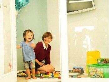 ヒール(heel)の写真/【銀座】《キッズスペース有♪お子様同伴可♪》忙しくてもオシャレでいたいママ&パパの味方♪駅近なのも◎