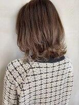 ソース ヘア アトリエ 京橋(Source hair atelier)【SOURCE】モカブラウン