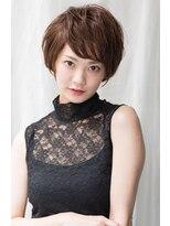 カータヘアルム(karta hair rum)【karta】オトナ女性の艶ショート