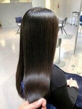 フラックス(FLUX)みずみずしい髪