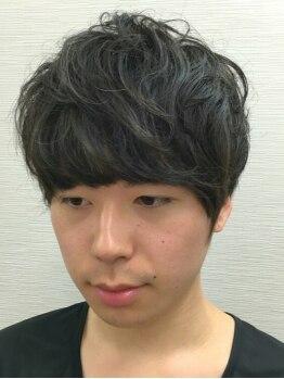 イノセントヘアー(Innocent hair)の写真/【名駅】Cut+スチームクイックスパ+眉Cut¥4980☆ON/OFFであなたらしさを引き出します!お仕事帰りにも◎