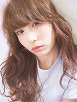 MY hair design 2016 S/S イメージ radiant by中内田沙織