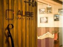オーブ ヘアー アミ 札幌ニ号店1(AUBE hair amie)の雰囲気(清潔感のある店内は、こだわりのインテリアも自慢です♪)